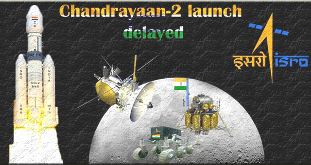 Launch Of Chandrayaan 2 Delayed Again Career Core